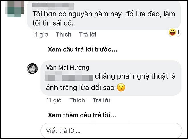 """Văn Mai Hương lên tiếng khi bị netizen hờn dỗi"""" vì lừa cả showbiz chuyện kết hôn để PR: Câu trả lời không thể bình thản hơn!-1"""