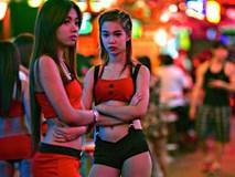 Sợ bệnh tật, khách du lịch dần từ bỏ các khu đèn đỏ mại dâm ở châu Á