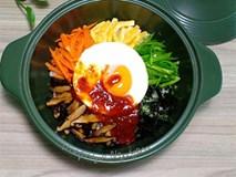 Dọn tủ lạnh, tôi làm ngay món cơm Bibimbap Hàn Quốc vừa nhanh vừa ngon lại vừa đẹp