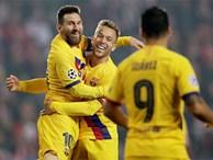 Messi ghi bàn, Barca chật vật giành 3 điểm tại CH Czech