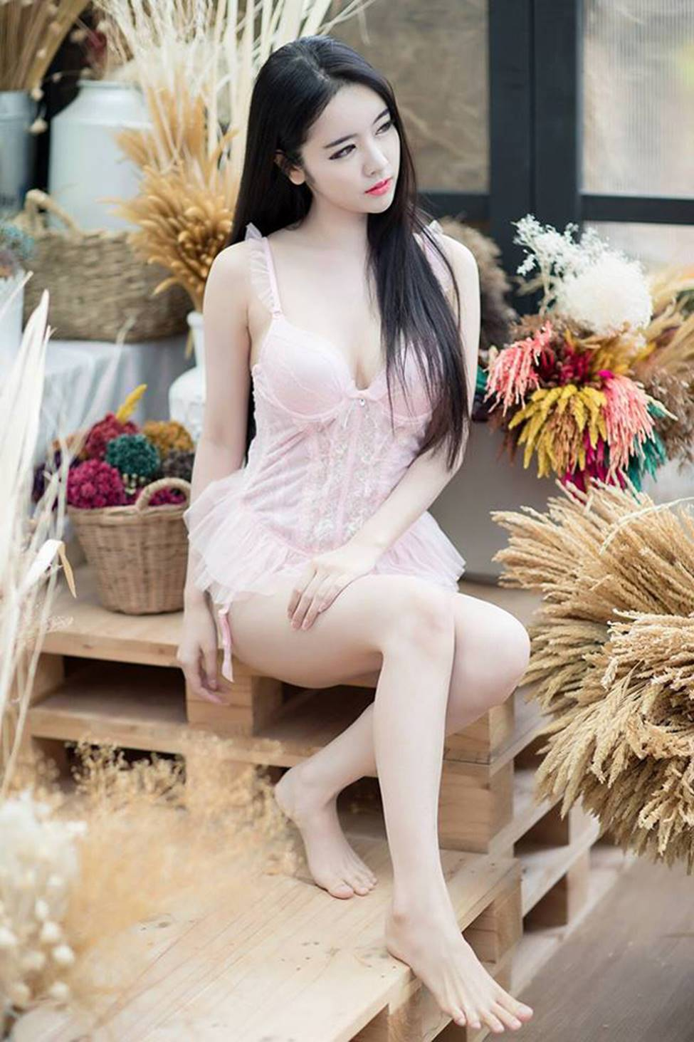 Nhờ đâu 3 cô gái Thái được mệnh danh nữ thần tắm suối?-17