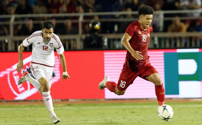 UAE mời 5 đội bóng mạnh đến cùng luyện công để chuẩn bị đấu ĐT Việt Nam-1