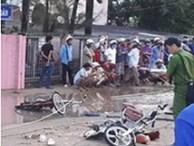 NÓNG: Một học sinh lớp 2 ở Hà Nội tử vong trong sân trường, nghi do bị điện giật giờ ra chơi