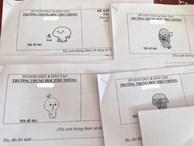 Bắt trend cực nhanh đánh mã đề bằng stickers, thầy cô dễ thương nhưng khiến học sinh thêm lý do khóc thét trong giờ thi