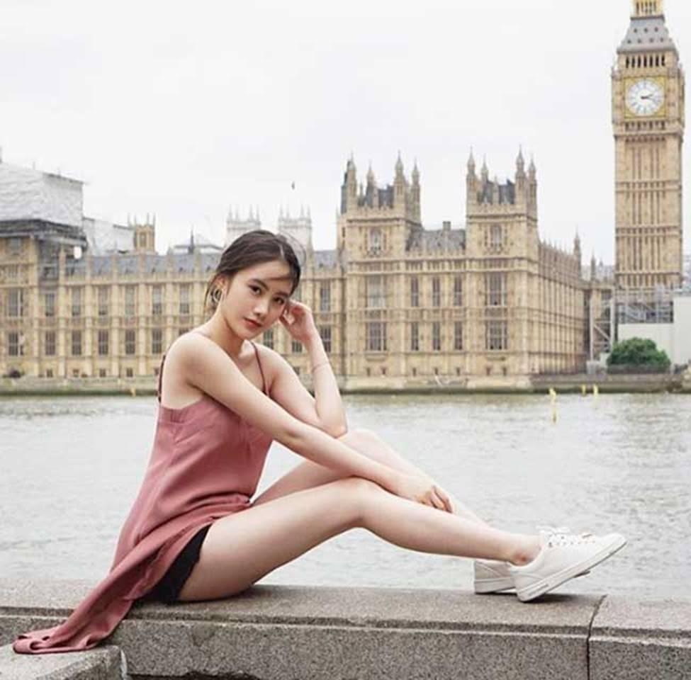 2 cô gái Lào đẹp tuyệt sắc giai nhân: Có người mang dòng máu Việt-10