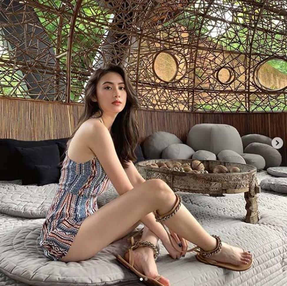 2 cô gái Lào đẹp tuyệt sắc giai nhân: Có người mang dòng máu Việt-5