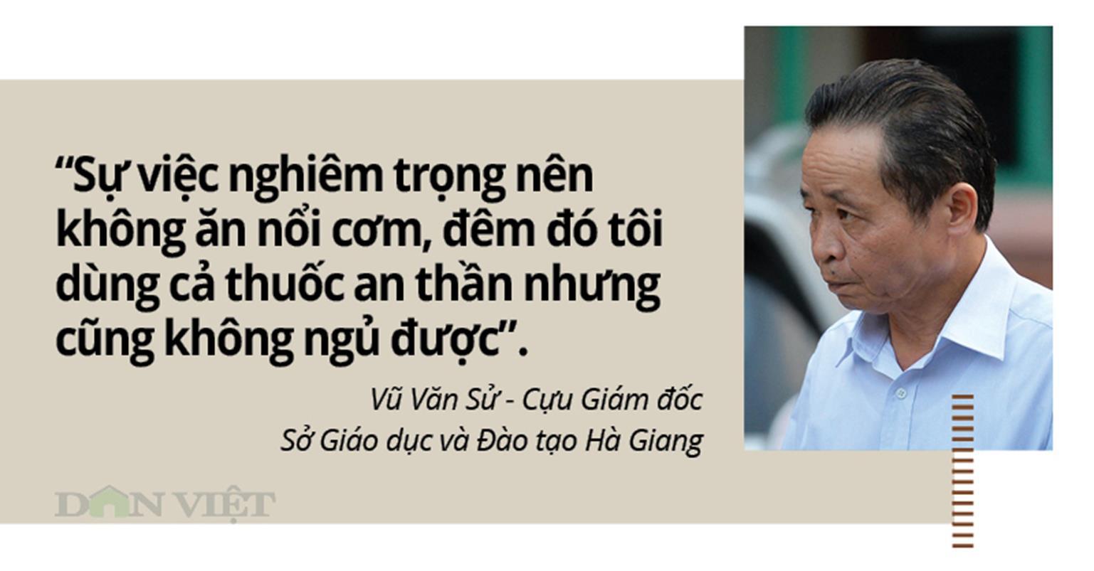 Những con số nhói lòng và phát ngôn sốc vụ gian lận thi ở Hà Giang-8