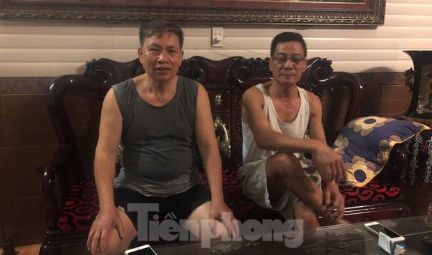 Người dân cạnh Công ty có dầu thải đổ xuống sông Đà chìm trong khói ô nhiễm-2