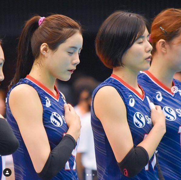 Lee Da Yeong - Nữ thần xinh đẹp nhất của bóng chuyền Hàn Quốc-3