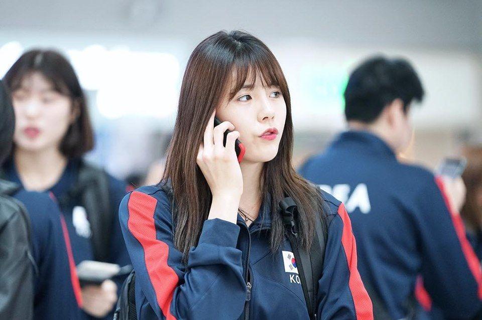 Lee Da Yeong - Nữ thần xinh đẹp nhất của bóng chuyền Hàn Quốc-4