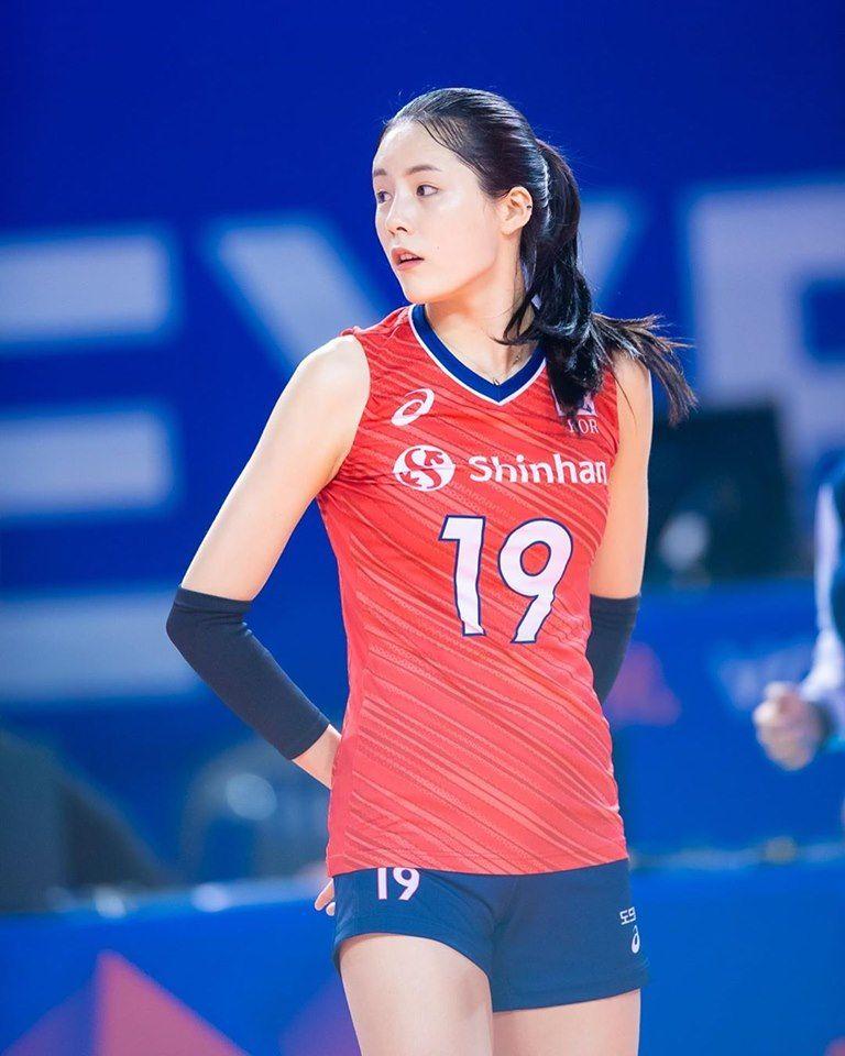 Lee Da Yeong - Nữ thần xinh đẹp nhất của bóng chuyền Hàn Quốc-5