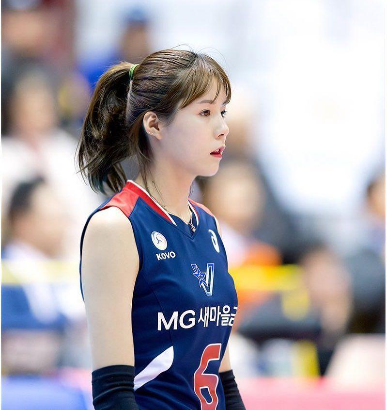 Lee Da Yeong - Nữ thần xinh đẹp nhất của bóng chuyền Hàn Quốc-6