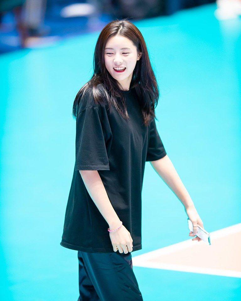 Lee Da Yeong - Nữ thần xinh đẹp nhất của bóng chuyền Hàn Quốc-10