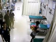 Bé trai 4 tuổi tử vong sau khi ngã vào bể phốt
