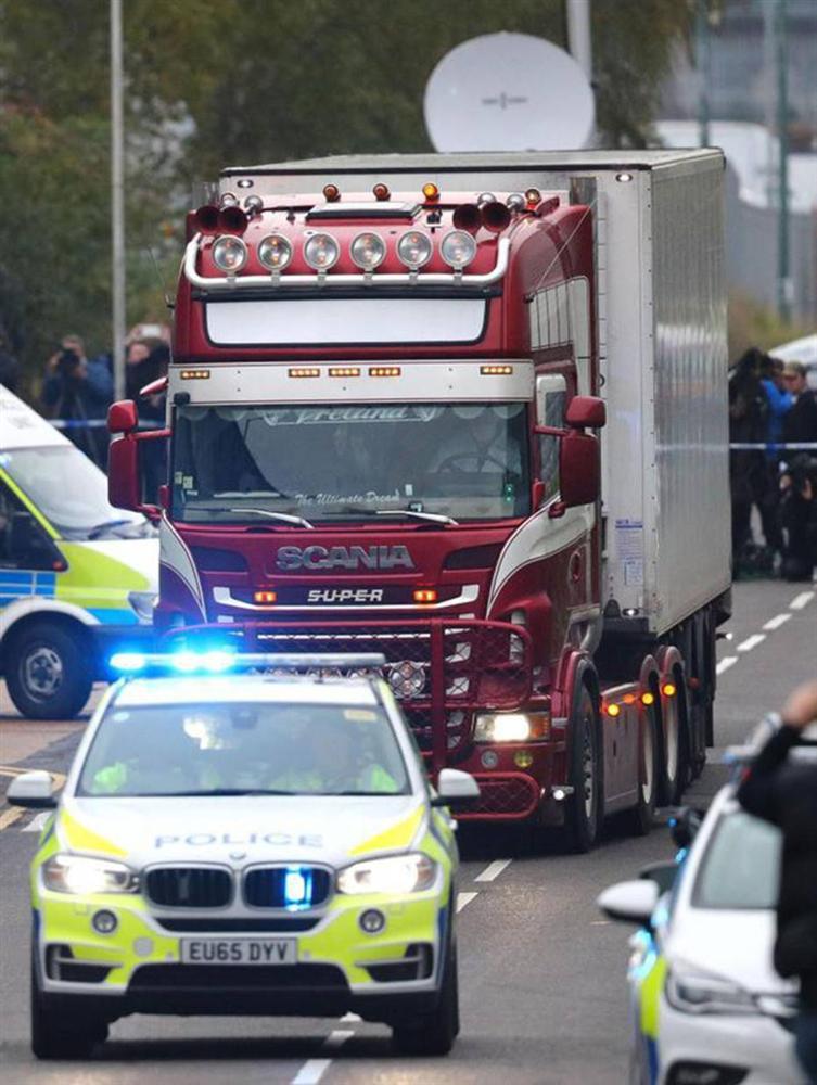 Vụ 39 thi thể trong container gây chấn động Anh: Nạn nhân đã chết ít nhất 12 tiếng, tài xế suýt ngất khi phát hiện thảm kịch-4