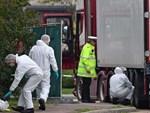 Anh: Chưa xác nhận việc có người Việt Nam trong xe container-2