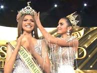 Chung kết Miss Grand International 2019: Thí sinh đến từ Venezuela chính thức đăng quang Hoa hậu Hòa bình Quốc tế
