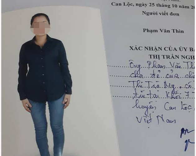 Người cha ở Hà Tĩnh trình báo nghi con gái là một trong số 39 người chết trong thùng xe container ở Anh-1