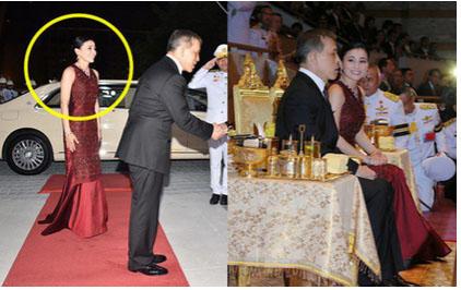 Sau khi Hoàng quý phi bị phế truất, Hoàng hậu Thái Lan trở thành tâm điểm chú ý với nhan sắc ngày càng rực rỡ và thần thái hút hồn-1