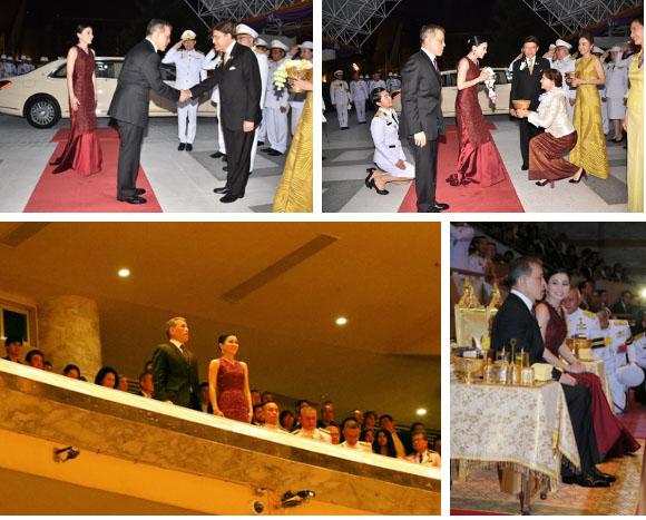 Sau khi Hoàng quý phi bị phế truất, Hoàng hậu Thái Lan trở thành tâm điểm chú ý với nhan sắc ngày càng rực rỡ và thần thái hút hồn-2