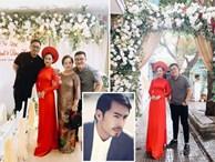 Vợ cũ của cố diễn viên người mẫu Duy Nhân lên xe hoa sau 4 năm để tang chồng