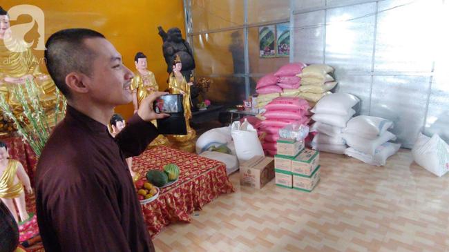Tịnh thất Bồng Lai của 5 chú tiểu thi Thách thức danh hài tố mất hơn 300 triệu đồng sau khi nhóm 50 người xông vào lục soát, đánh đập sư thầy-13