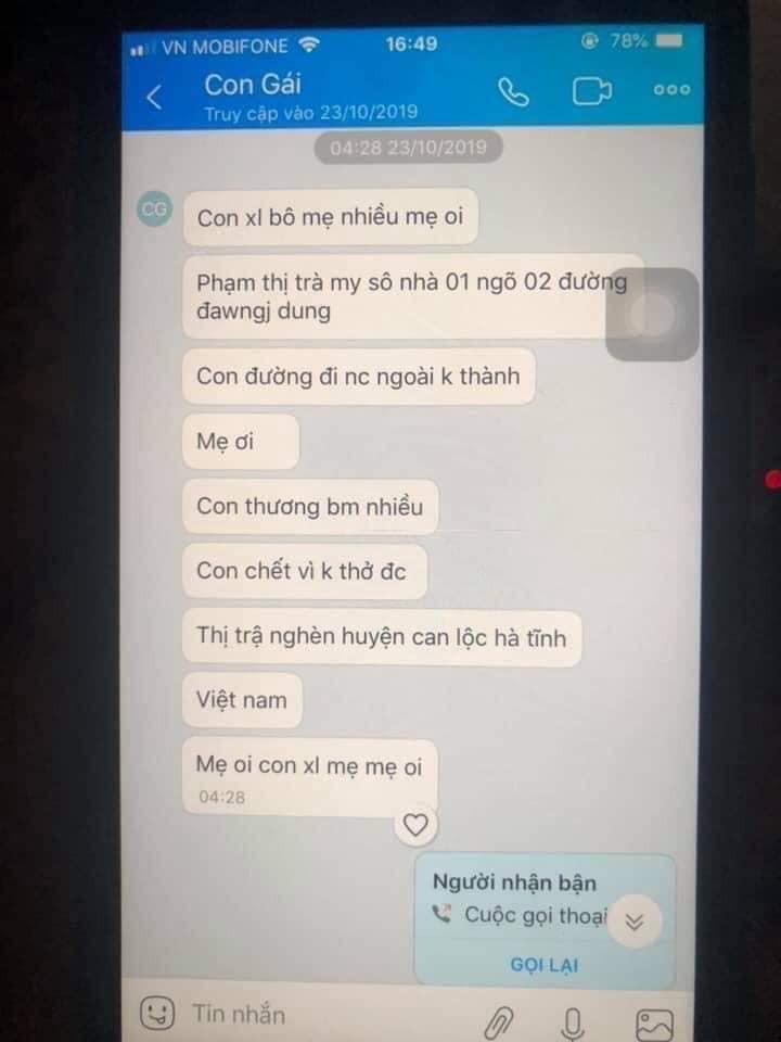 Công an 2 tỉnh Nghệ An, Hà Tĩnh điều tra xác minh thông tin vụ 39 người tử vong ở Anh-3