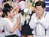 Đăng quang hụt do MC Nguyên Khang đọc nhầm kết quả, cậu bé Chấn Quốc nói gì?