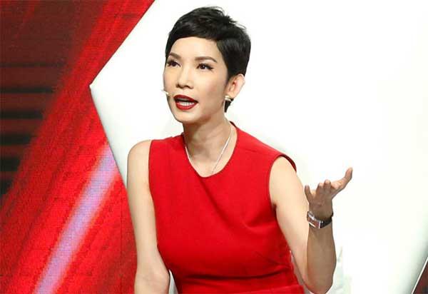 Siêu mẫu Xuân Lan sốc trước phát ngôn của Lưu Thiên Hương-1