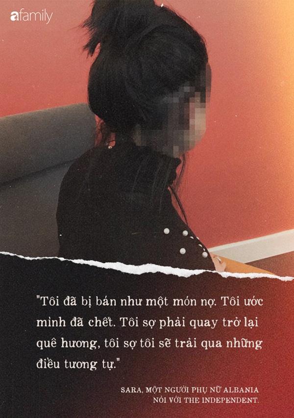 Cuộc đời bi thảm của nạn nhân buôn người: 13 tuổi bị giáo viên cưỡng hiếp, kết hôn theo sự sắp đặt của gia đình và bị chồng bán làm nô lệ tình dục-1