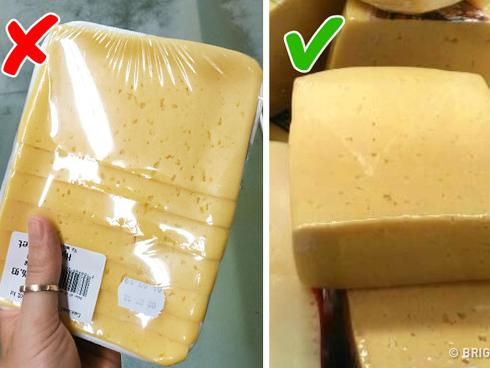 Mánh đóng gói lại bao bì đánh lừa khách mua trong siêu thị