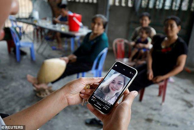 Vụ 39 người chết trong container: Dòng trạng thái cuối cùng của cô gái 19 tuổi trước khi mất tích-5