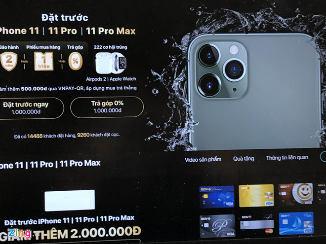 Người Việt mua được iPhone 11 chính hãng rẻ hơn vài triệu-1
