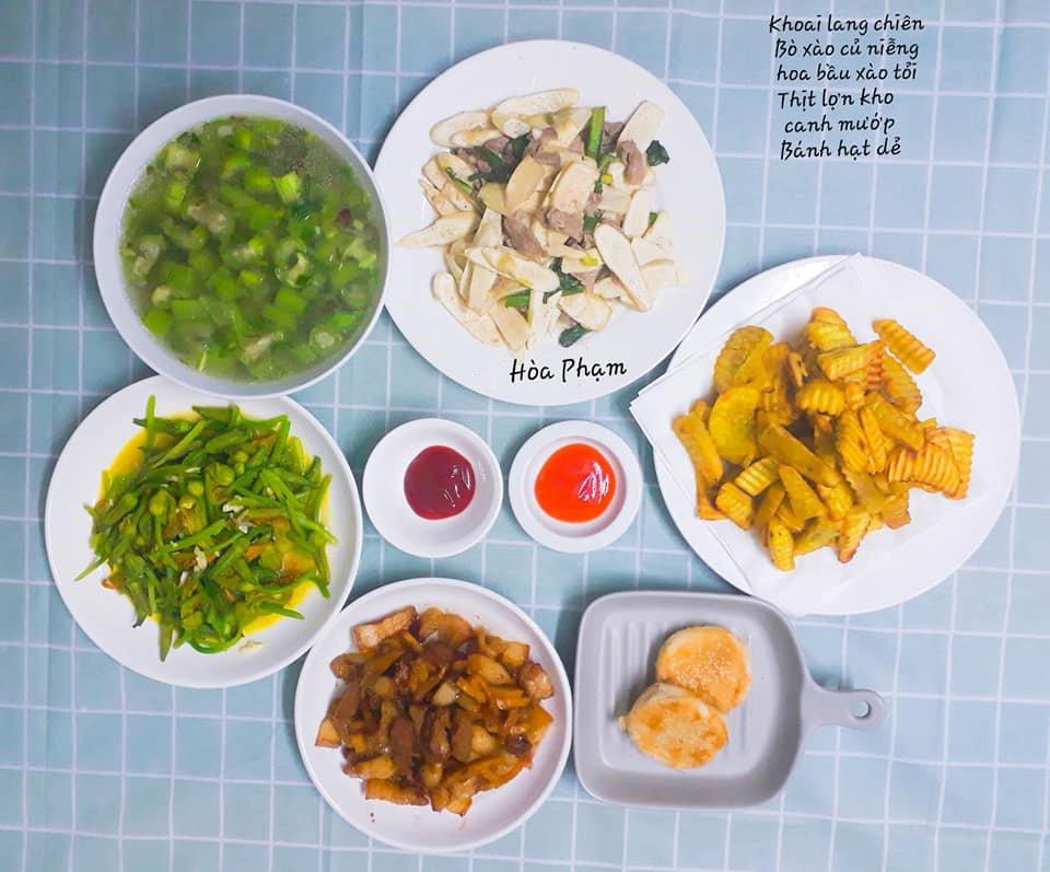 """8X gợi ý thực đơn cả tuần giúp mọi người chẳng còn đau đầu suy nghĩ Hôm nay ăn gì?""""-7"""