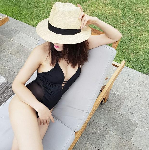 U40 Phương Linh khoe thân hình không chút mỡ thừa với bikini-6