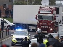 Anh gửi hồ sơ 4 nạn nhân trong thùng xe container cho Việt Nam