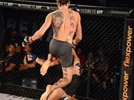 """""""Bế quan"""" luyện võ 3 năm: Võ sỹ trở lại tung đầu gối bay đẹp nhất MMA"""