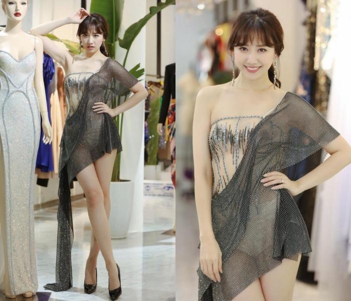 Phương Khánh mặc váy nhàu nhĩ, Hari Won chọn nội y kém duyên-2