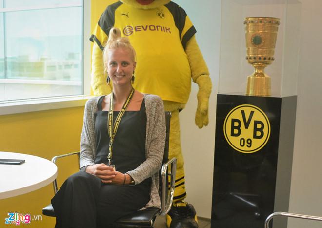 Nữ HLV Dortmund gửi lời khuyên cho Văn Hậu, Công Phượng-1