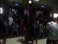Thang máy chung cư HH Linh Đàm bất ngờ dừng đột ngột, nhiều cư dân mắc kẹt bên trong hoảng loạn kêu cứu