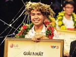 Sau khi phá tan kỷ lục 20 năm Olympia, nữ sinh Ninh Bình tiếp tục vượt mặt 3 nam sinh, giành lấy vòng nguyệt quế-3