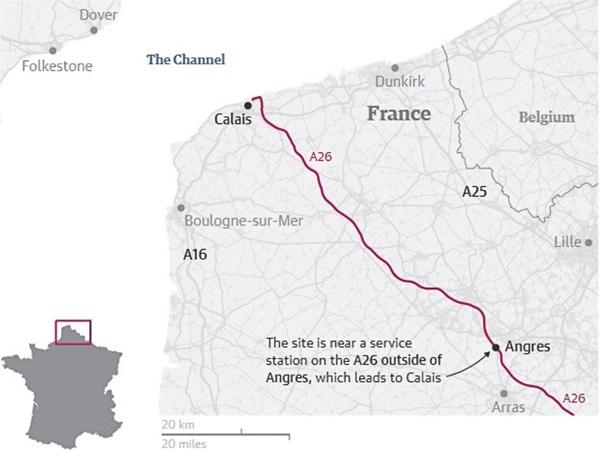 Vietnam City ở Pháp: Ban ngày nấu ăn, đêm đến nhảy xe container-1