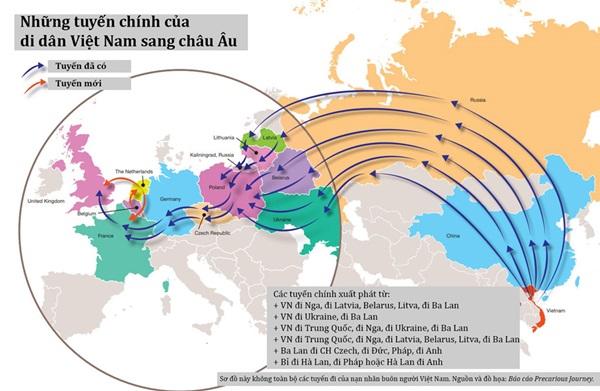 Vietnam City ở Pháp: Ban ngày nấu ăn, đêm đến nhảy xe container-5
