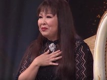 NSND Hồng Vân bật khóc nhớ lại tiếng thét ám ảnh khi con trai gặp tai nạn