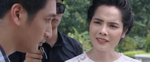 Preview Hoa Hồng Trên Ngực Trái tập 25: Bà Dung lật bài ngửa ngay mộ em gái, Thái ngỡ ngàng vì lầm tin kẻ thù-3