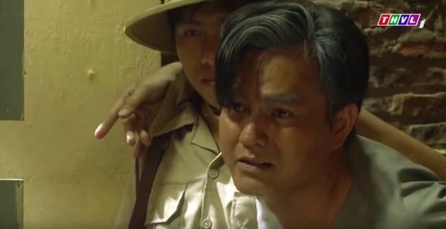Tiếng sét trong mưa: Hình ảnh cuối cùng của Khải Duy trước khi đi tù, nhìn Thị Bình nói anh yêu em-4