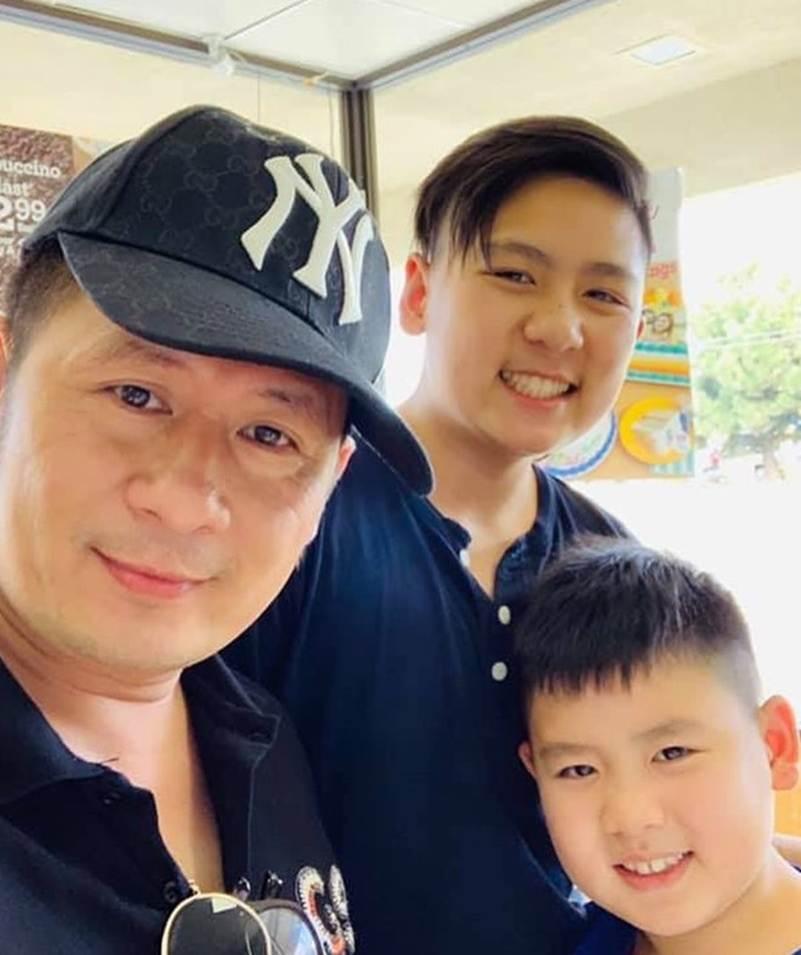 Ba con trai của Bằng Kiều và vợ cũ Trizzie Phương Trinh-6