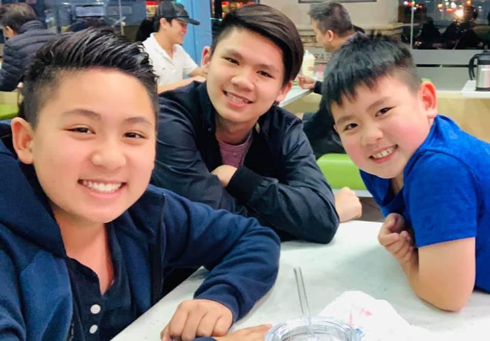Ba con trai của Bằng Kiều và vợ cũ Trizzie Phương Trinh-10