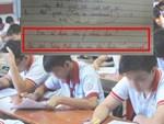 Cô giáo yêu cầu viết 1 đoạn hội thoại bằng tiếng Anh, học sinh lầy lội đáp trả bằng đoạn văn khiến dân mạng cười bò: Đã học dốt còn giỏi chống chế-3