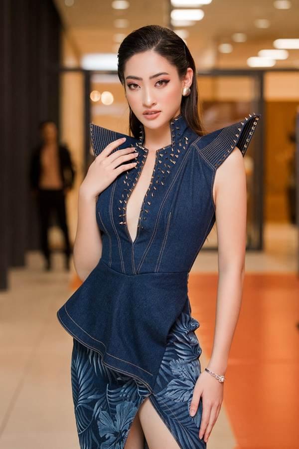 Xinh đẹp tựa nữ thần, Tiểu Vy đánh bật dàn sao đình đám giành giải Best Dress-7